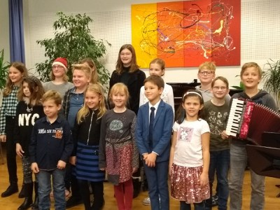 Klassenabende im Advent