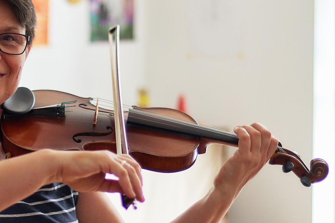 Violine, Viola